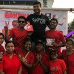 Sports Day-With Director Of Gurukul Management Studies, Bhatpara- North 24 Parbona