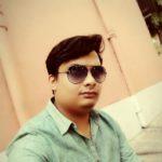 Anjan Bhandary student of Gurukul Management Studies