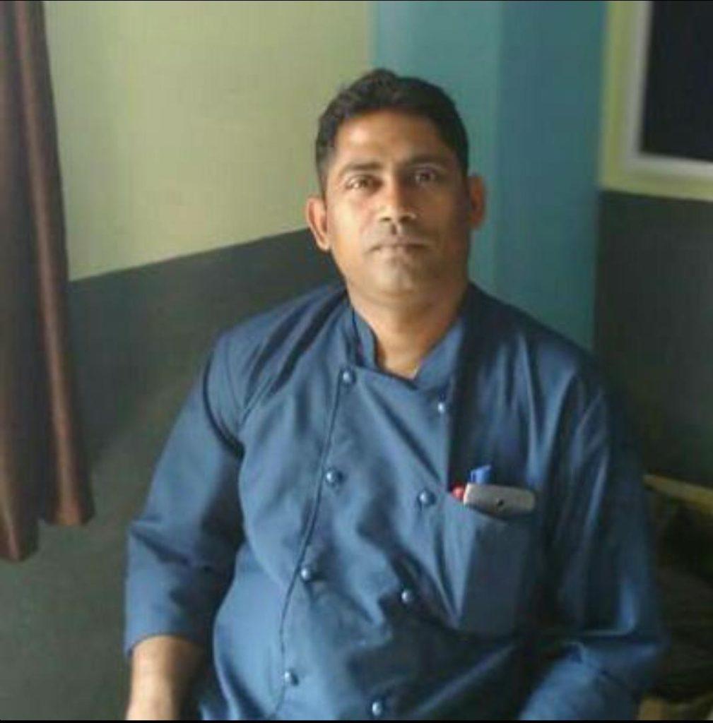 Chef Surajit Kundu
