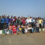 College picnic, Safar Gurukul Management Studies, West Bengal