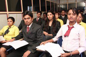 Hotel management class in gurukul