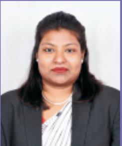 Megha Mandal Prof. of Gurukul Management Studies, Bhatpara, west bengal, Admission open